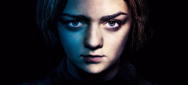 Wywiad z serialową Aryą Stark