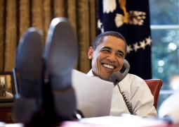 barack Obama Gra o Tron
