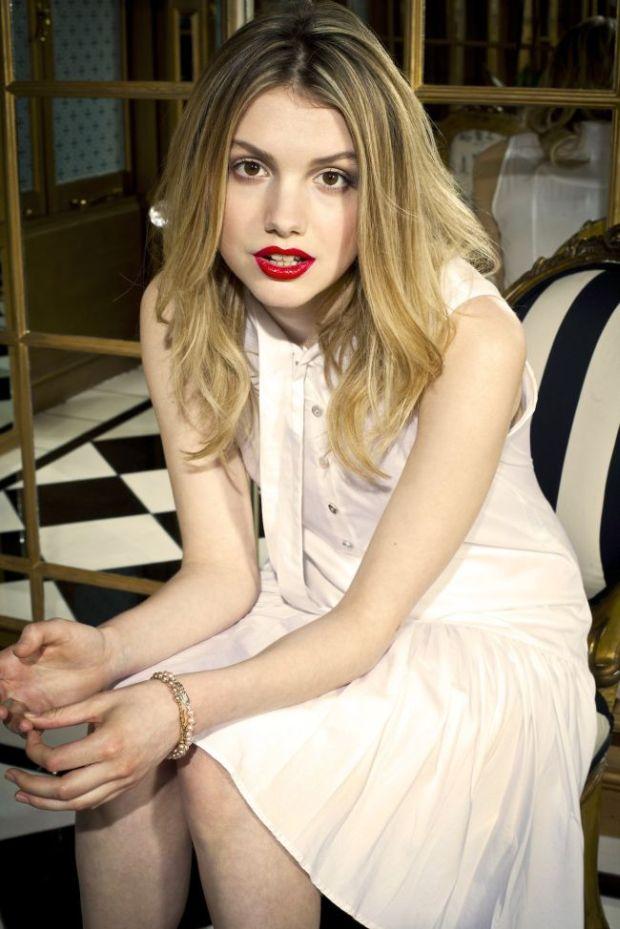 Hannah Murray (Gilly)