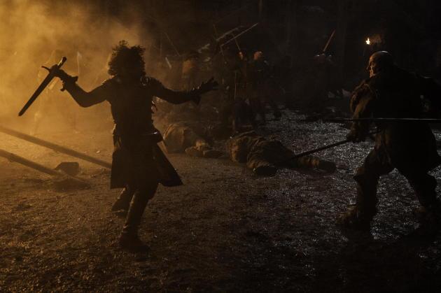 Bitwa o czarny zamek Gra o Tron
