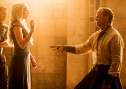 Daenerys Targaryen i Ser Jorahem Mormontem