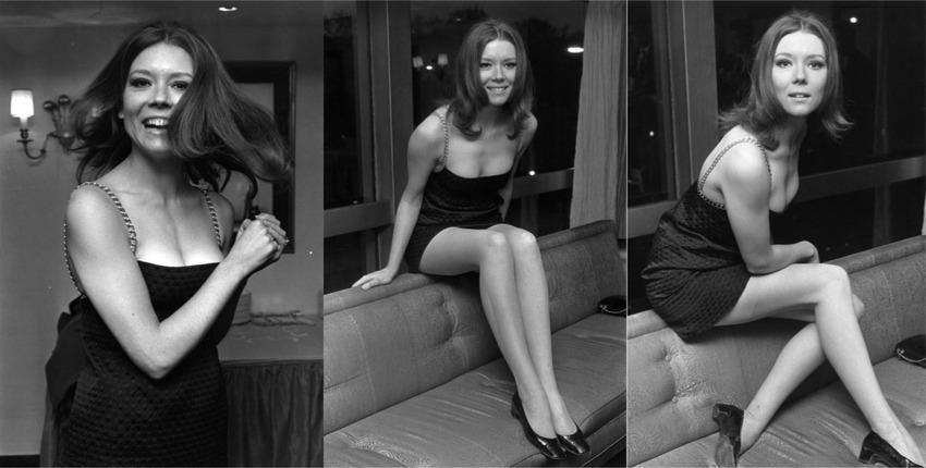 Diana Rigg (Olenna Tyrell)