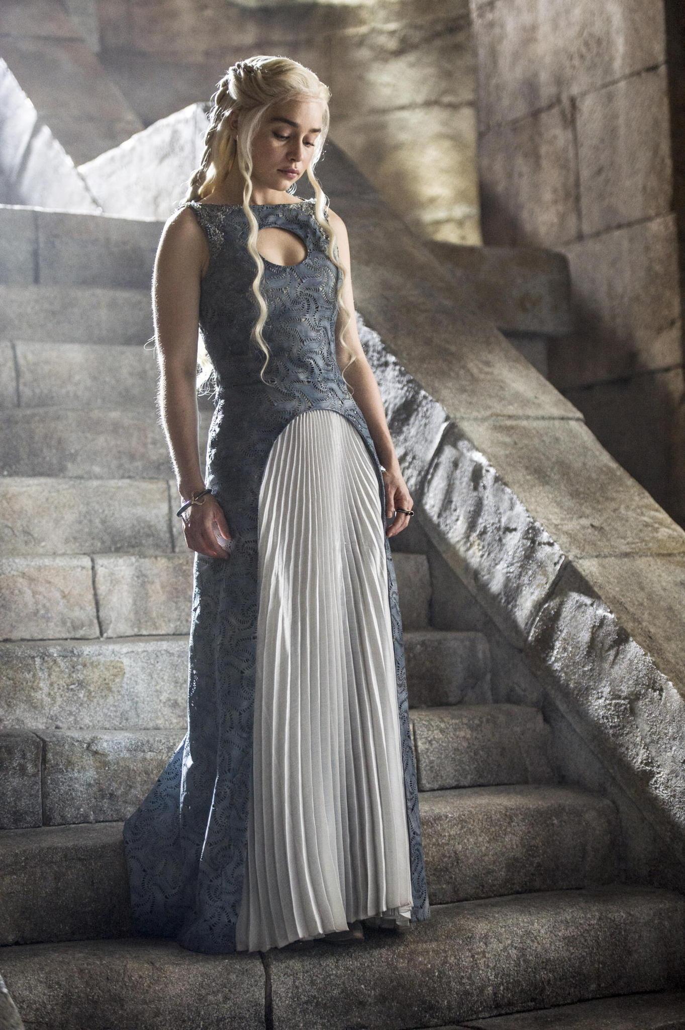 Gra o Tron S04E10 Daenerys
