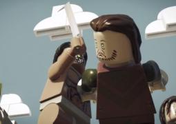 Gra o Tron w wersji LEGO – musisz to zobaczyć