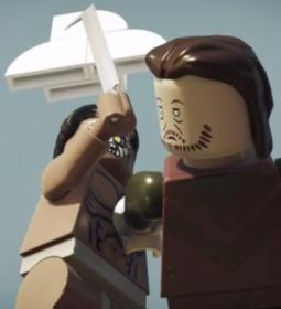 gra o tron lego
