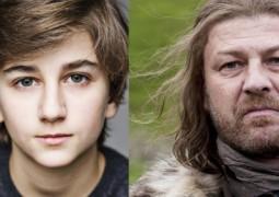 Ned Stark Sebastan Croft