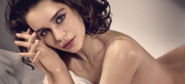 Emilia Clarke najseksowniejszą kobietą tego roku – zobacz zdjęcia!