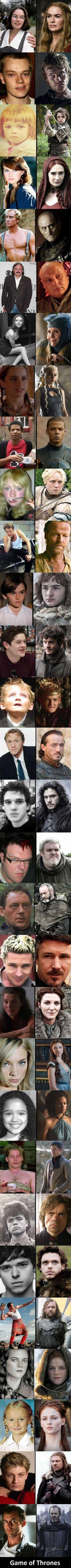 gra o tron aktorzy