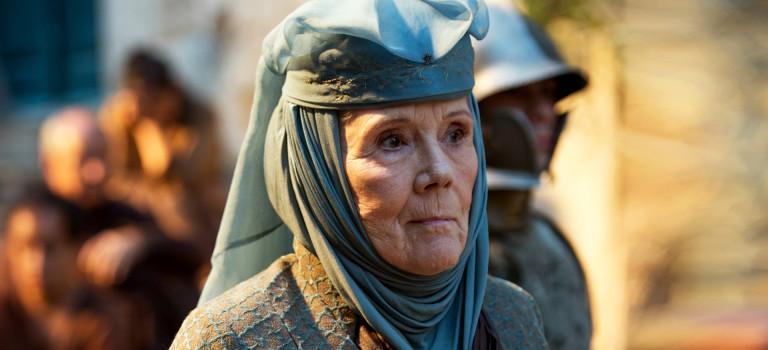 Diana Rigg na temat nowego sezonu serialu Gra o tron