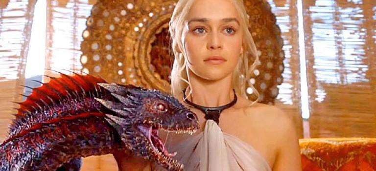 Wyjątkowy sezon? – tak twierdzi Emilia Clarke