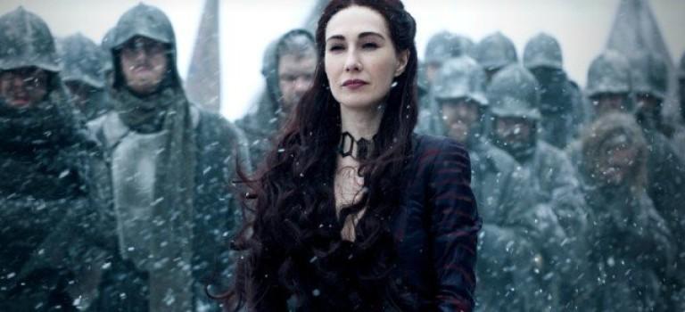 Melisandre – rola w 6. sezonie